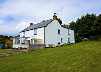 Thumbnail 4 bed farmhouse for sale in Cucurrian, Penzance