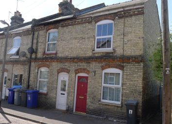 Thumbnail 2 bed end terrace house to rent in Stanley Road, Newmarket