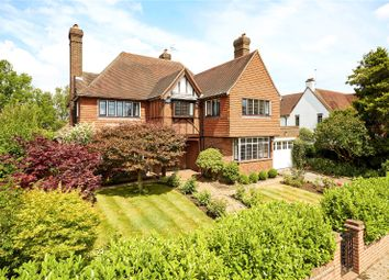 Thumbnail 4 bed detached house for sale in Whybourne Crest, Tunbridge Wells, Kent