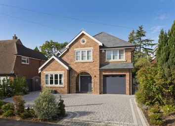 Thumbnail 5 bed detached house to rent in Knowle Park, Cobham