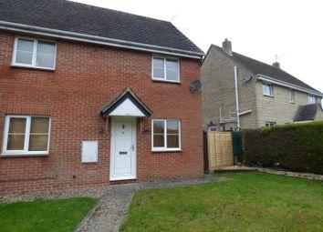 Thumbnail 2 bed property to rent in Eastfield, Ashton Keynes, Swindon