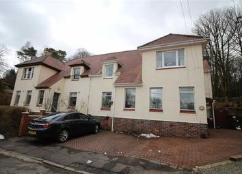 Thumbnail 3 bed flat for sale in Finlaystone Crescent, Kilmacolm