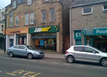 Thumbnail Retail premises for sale in 91-93 Channel Street, Galashiels