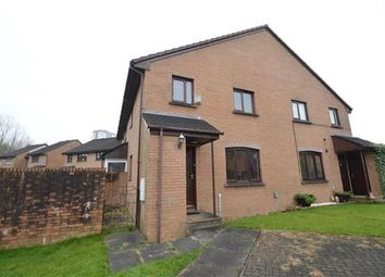 Thumbnail 2 bed terraced house for sale in Millhouse Drive, Kelvindale, Glasgow