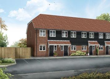 Thumbnail 2 bedroom terraced house for sale in Heron Fields, Sittingbourne, Kent