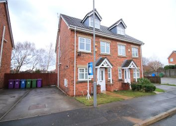 Thumbnail 4 bed semi-detached house for sale in Stonefont Close, Walton