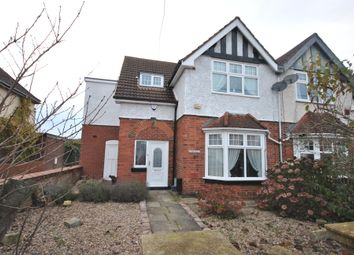 Thumbnail 3 bed semi-detached house for sale in Station Road, Blaxton, Doncaster