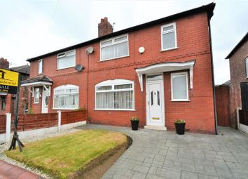 Thumbnail 3 bed semi-detached house for sale in St. Austells Drive, Pendlebury, Swinton, Manchester
