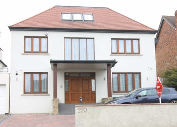 Thumbnail 5 bed detached house to rent in Hale Lane, Edgware