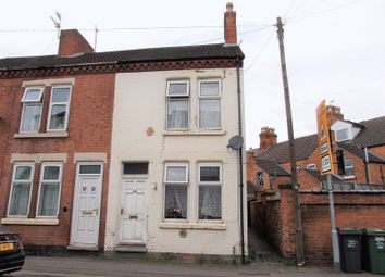 Thumbnail 2 bed terraced house for sale in Meadow Lane, Loughborough