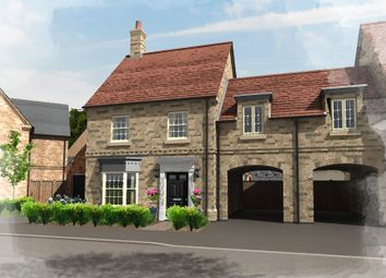 Thumbnail 3 bed semi-detached house for sale in Plot 9, 4 North Road, Brampton Park, Huntingdon