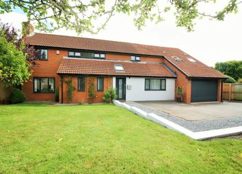 Thumbnail 4 bed detached house for sale in Penhayes Road, Kenton, Exeter