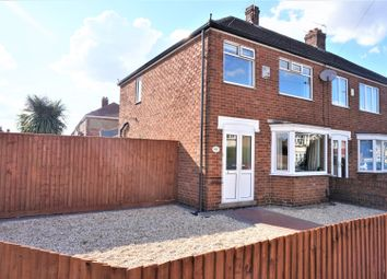 Thumbnail 3 bed semi-detached house for sale in Chelmsford Avenue, Grimsby