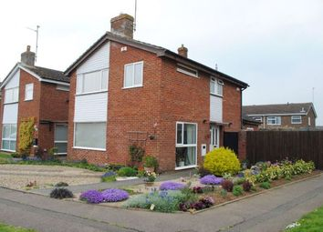 Thumbnail 4 bedroom detached house for sale in The Pastures, Kingsthorpe, Northampton