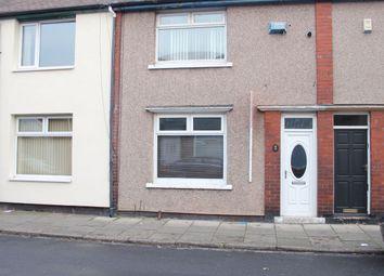 Thumbnail 3 bedroom terraced house to rent in Shrewsbury Street, Hartlepool