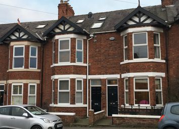 Thumbnail 3 bed terraced house to rent in Bishopthorpe Road, York