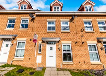 Thumbnail 3 bedroom terraced house for sale in The Covert, Coulby Newham, Middlesbrough