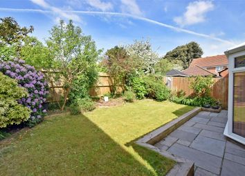 Thumbnail 3 bed detached house for sale in Fieldhouse Drive, Lee On Solent, Hampshire