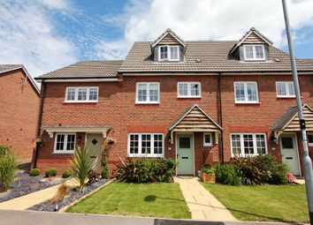 Thumbnail 4 bed town house for sale in Rossendale Road, Earl Shilton, Leicester