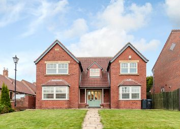 Thumbnail 4 bed detached house for sale in Meadow Grange, New Lambton, Bournmoor