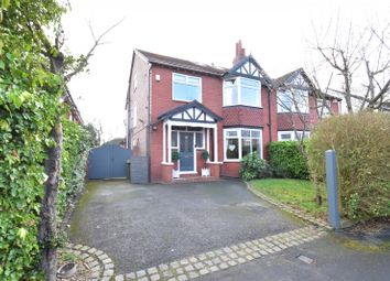 4 bed semi-detached house for sale in Abingdon Road, Bramhall, Stockport SK7