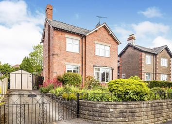 Thumbnail 3 bed detached house for sale in Middleton Road, Oswestry, Shropshire