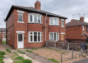 Thumbnail 3 bed semi-detached house to rent in Richmond Road, Doncaster