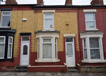 Thumbnail 2 bed terraced house for sale in Moorland Road, Birkenhead, Merseyside