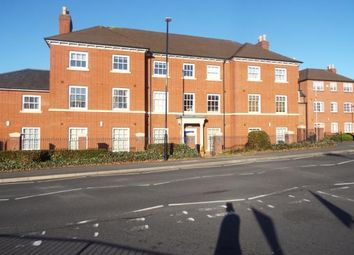 Thumbnail 2 bed flat for sale in Park Court, Birmingham Road, Coleshill, Birmingham