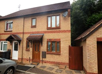 Thumbnail 4 bed end terrace house for sale in Wordsworth Close, Exmouth, Devon
