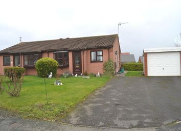 Thumbnail 2 bed semi-detached bungalow for sale in Rowan Avenue, Hathern, Leicestershire