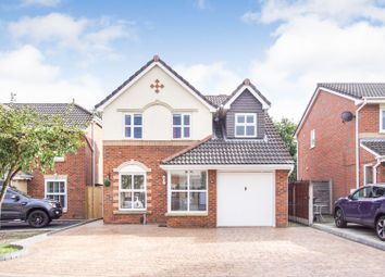 Thumbnail 3 bed detached house for sale in Chandler Way, Lowton