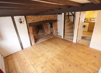 Thumbnail 1 bed cottage to rent in The Street, Fritton, Norwich