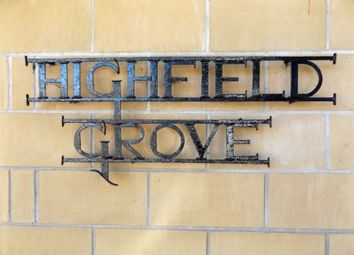 Thumbnail 1 bed flat for sale in Highfield Grove, Kilmarnock