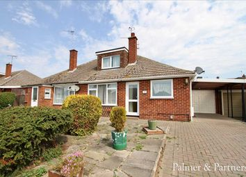 Thumbnail 3 bed bungalow for sale in Sandown Road, Ipswich