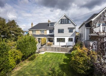 4 bed semi-detached house for sale in Dorset Lake Avenue, Poole, Dorset BH14