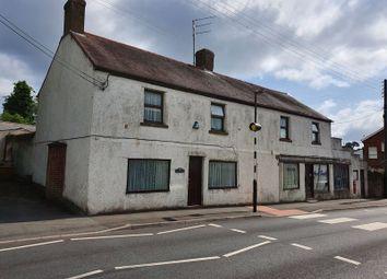 Thumbnail 6 bed detached house for sale in Broad Street, Littledean, Cinderford