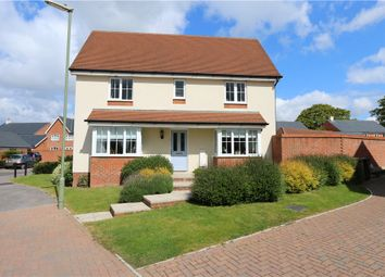 Thumbnail 3 bed end terrace house for sale in Wyndham Drive, Romsey, Hampshire