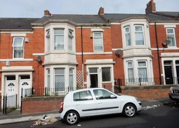 Thumbnail 4 bed terraced house for sale in 125 Ellesmere Road, Benwell, Newcastle, Tyne And Wear