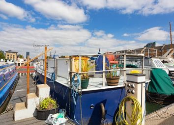 Thumbnail 2 bedroom houseboat for sale in South Dock Marina, Rope Street, London