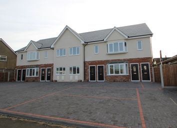 Thumbnail 3 bed flat to rent in Church Road, Benfleet, Essex