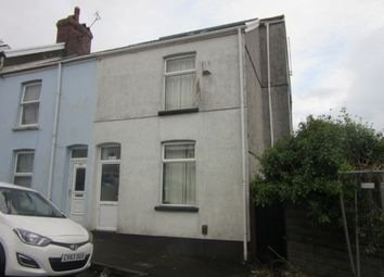 Thumbnail 3 bed end terrace house to rent in Edgeware Road, Uplands, Swansea