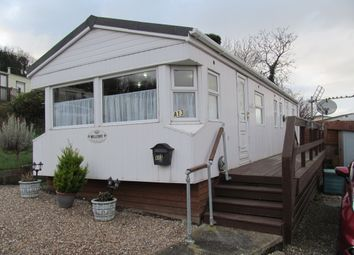 Thumbnail 3 bed mobile/park home for sale in Abryswyth Holiday Village (Ref 5512), Penparcau Road, Averyswith, Credigion, Wales
