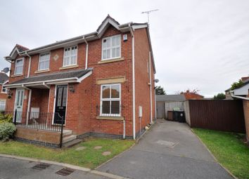 Thumbnail 3 bed semi-detached house for sale in Poppy Close, Moreton, Wirral