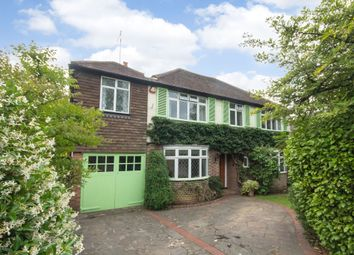 Thumbnail 4 bed detached house for sale in Uxbridge Road, Pinner, Middlesex