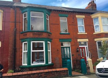 Thumbnail 4 bed terraced house to rent in Oakdale Road, Mossley Hill, Liverpool