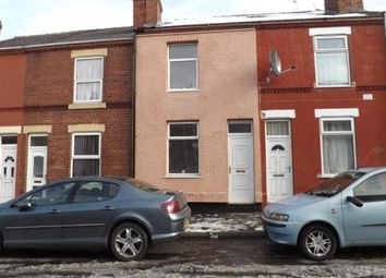 Thumbnail 2 bed terraced house for sale in St. Johns Road, Doncaster