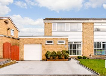 Thumbnail 3 bed semi-detached house for sale in Pulford Road, Stockton On Tees, Cleveland