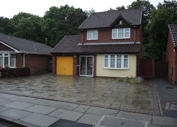 Thumbnail 3 bed detached house for sale in Crompton Drive, West Derby, Liverpool