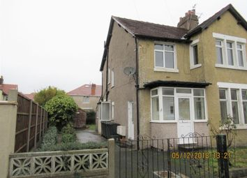 Thumbnail 1 bed flat to rent in Scott Avenue, Morecambe